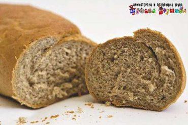 Muž žena i hleb