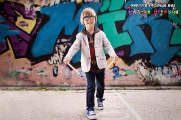 Neki novi klinci Bogdan Arežina najmladji bubnjar u srbiji