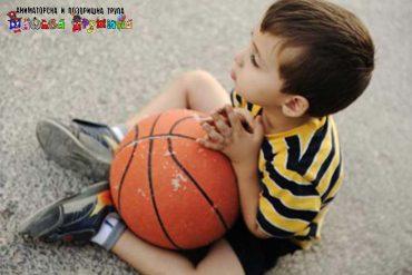 Košarka za malu decu